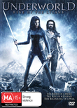 Underworld: Rise of the Lycans on DVD