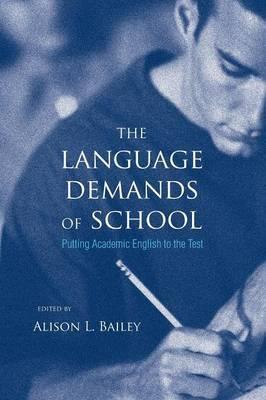 The Language Demands of School