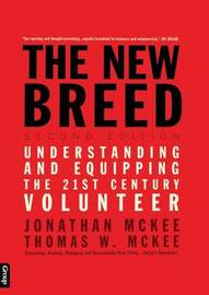 The New Breed: Second Edition by Jonathan McKee