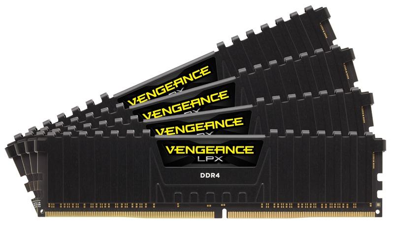 2x8GB Corsair Vengeance 2400MHz LPX RAM image