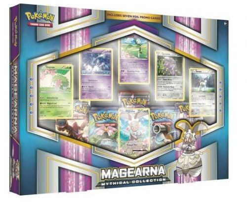 Pokémon TCG Mythical Collection: Magearna