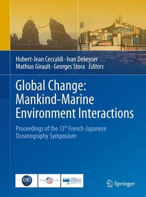 Global Change: Mankind-Marine Environment Interactions image
