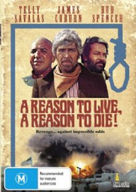 A Reason to Live, A Reason to Die on DVD image