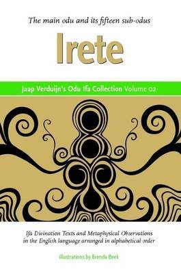 Jaap Verduijn's Odu Ifa Collection Volume 02: Irete | Jaap