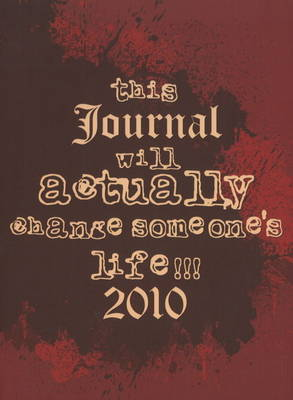 This Journal Will Actually Change Someone's Life by Free Speech Publications Team