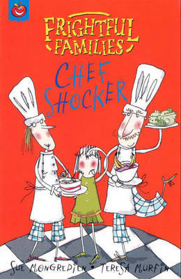 Chef Shocker by Sue Mongredien