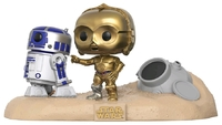 Star Wars: Escape Pod Landing - Pop! Vinyl 2-Pack