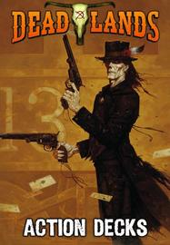 Savage Worlds RPG: Deadlands - 20th Anniversary Action Decks