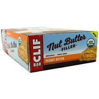 Clif Bar Nut Butter Filled - Peanut Butter (12x50g)
