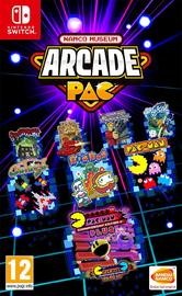 Namco Museum Arcade Pac for Nintendo Switch