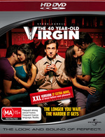 The 40 Year-Old Virgin on HD DVD