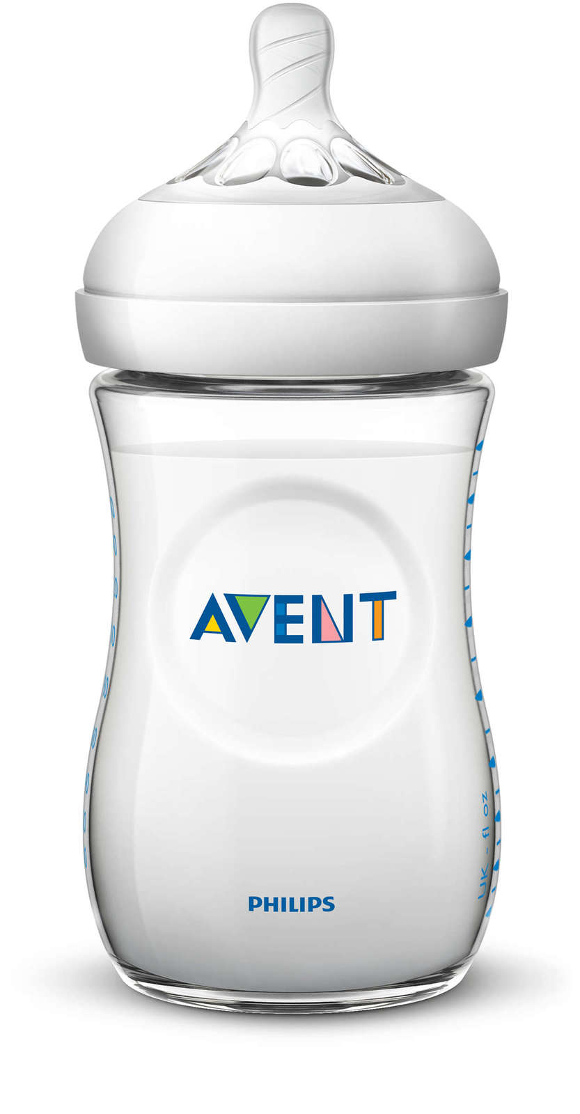 Philips Avent Natural Teat Slow Flow (2 Pack) image