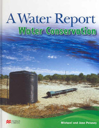 Water Report Water Conservation Macmillan Library by Michael Pelusey image