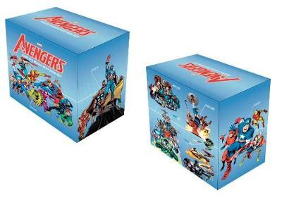 Avengers: Earth's Mightiest Box Set Slipcase by Stan Lee