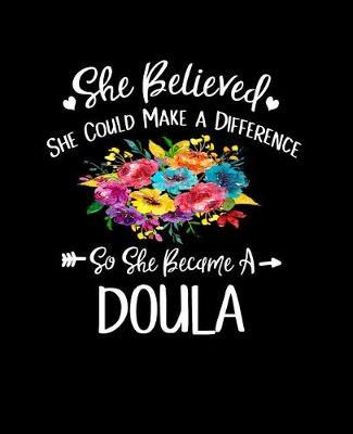 She Believed She Could Make A Difference So She Became a Doula by Sentimental Gift Co