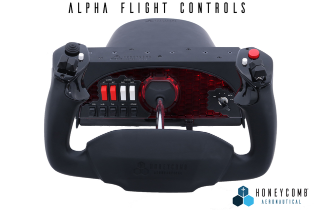 Honeycomb Alpha Flight Controls for PC