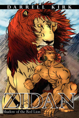 Zidan: Shadow of the Red Lion by Darrell Kirk image