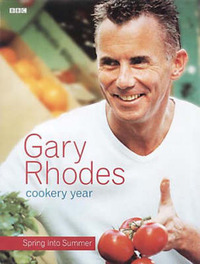 Gary Rhodes' Cookery Year: Spring into Summer by Gary Rhodes image