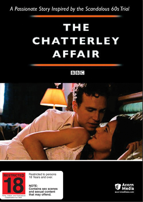 The Chatterley Affair on DVD