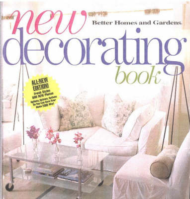 New Decorating Book by Better Homes & Gardens