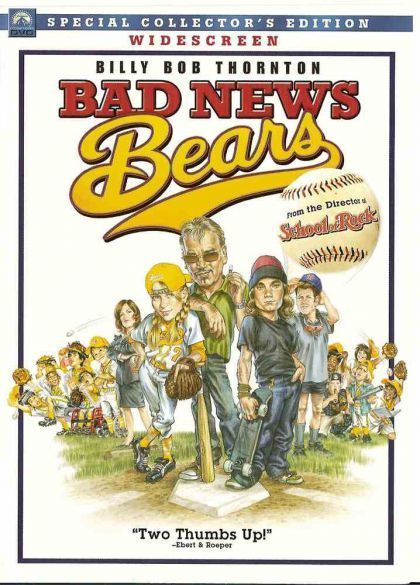 Bad News Bears (2005) - Special Collector's Edition on DVD