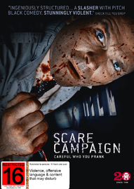 Scare Campaign on DVD
