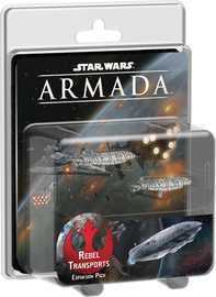 Star Wars Armada Rebel Transports Expansion Pack