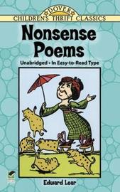 Nonsense Poems by Edward Lear image
