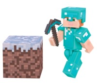 Minecraft: Series 3 Action Figure (Diamond Armour Alex)