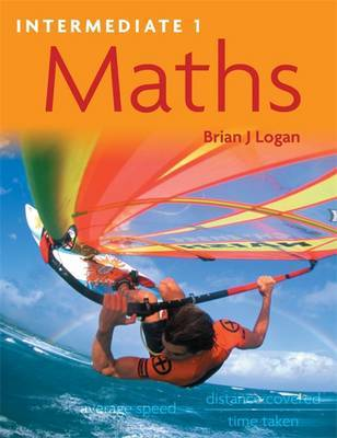 Intermediate 1 Maths: 1 by Brian Logan image