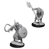 Pathfinder Deep Cuts: Unpainted Miniatures - Gnolls