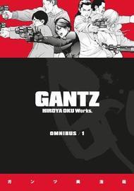 Gantz Omnibus Volume 1 by Oku Hiroya
