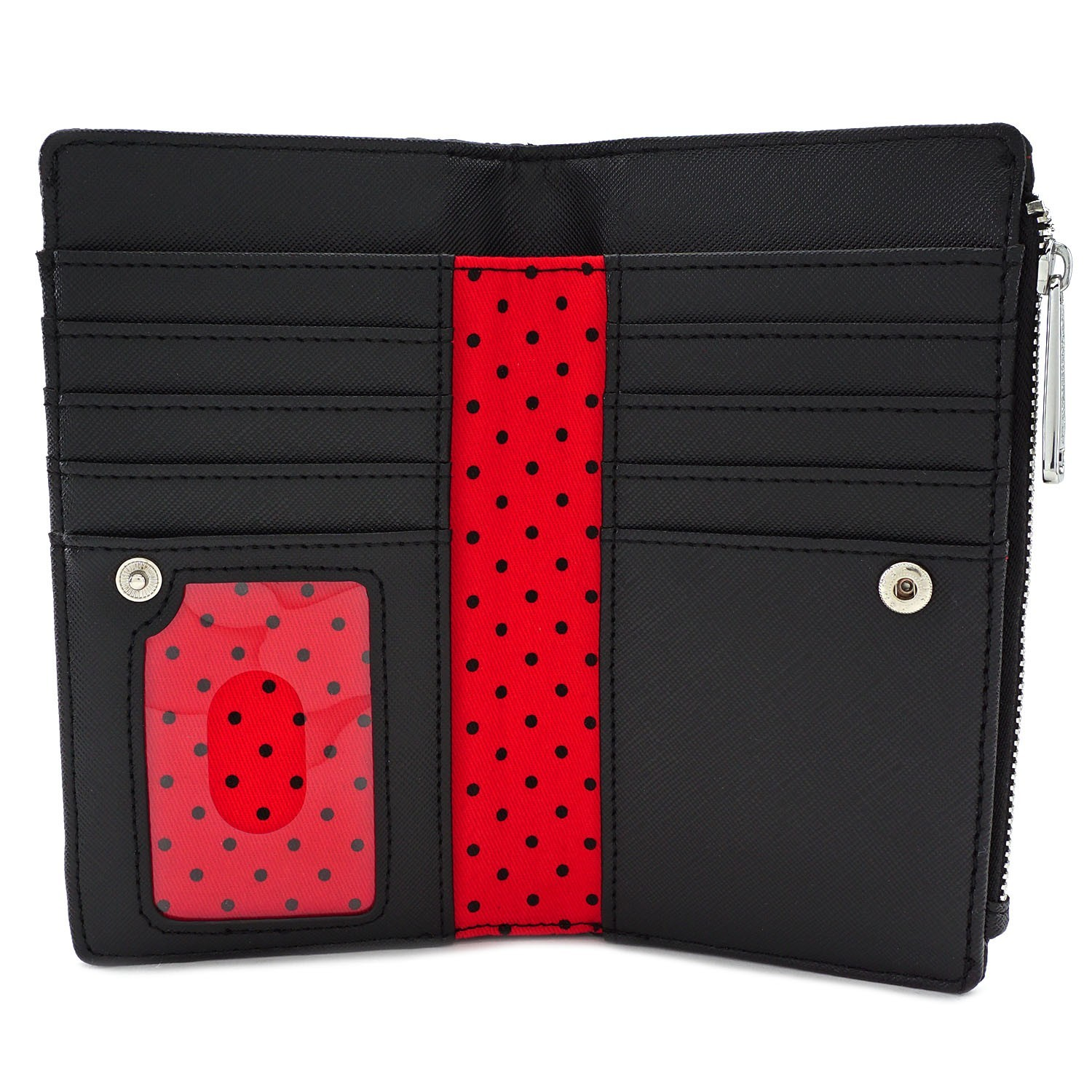 Loungefly: Hello Kitty - Black Bifold Wallet image