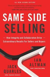 Same Side Selling by Ian Altman