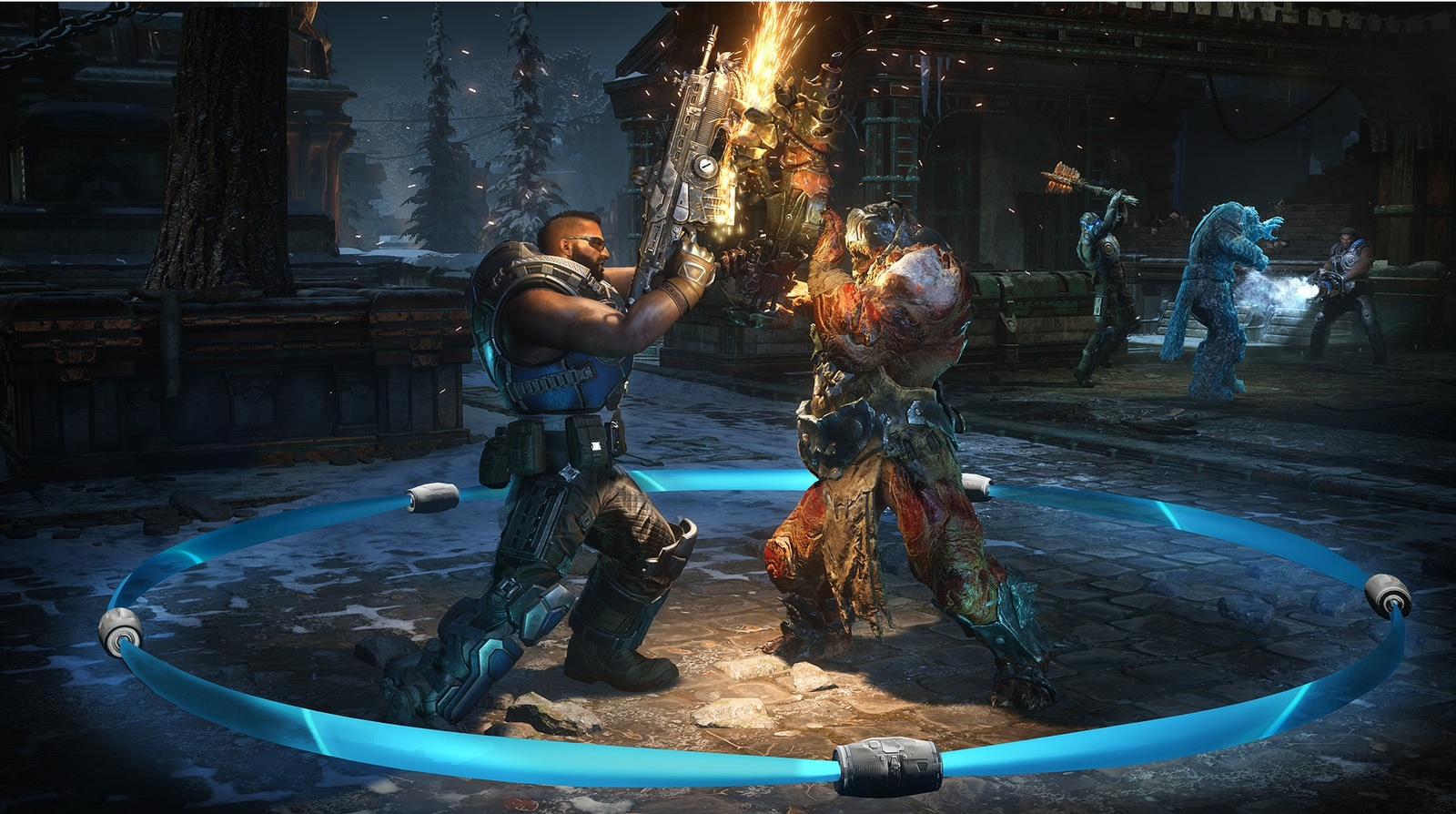Gears of War 5 for Xbox One image