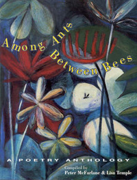 Among Ants between Bees: A Poetry Anthology by Mcfarlane image