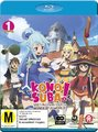 Konosuba - God's Blessing On This Wonderful World! Season 1 on Blu-ray