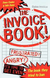 The Invoice Book by Dave Cooke