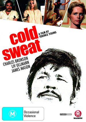 Cold Sweat on DVD image