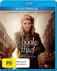 The Book Thief on Blu-ray