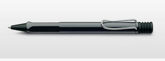 Lamy safari Ballpoint Pen - Shiny Black image