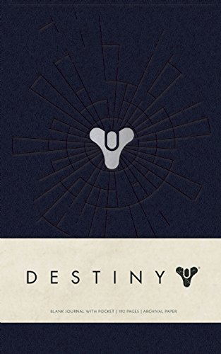 Destiny Hardcover Blank Journal (With Pocket) by Insight Editions