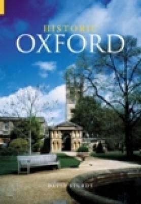 Historic Oxford by David Sturdy