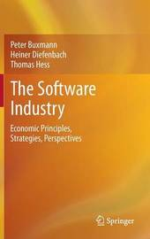 The Software Industry by Peter Buxmann