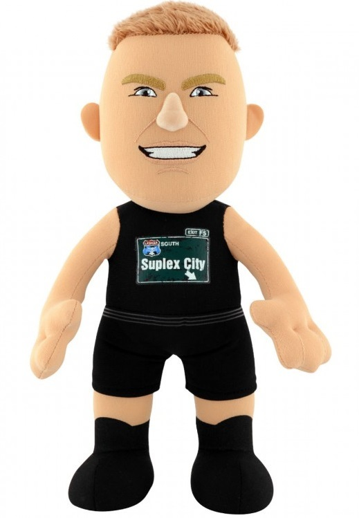 "Bleacher Creatures: WWE Brock Lesnar (2015-2016) - 10"" Plush Figure"