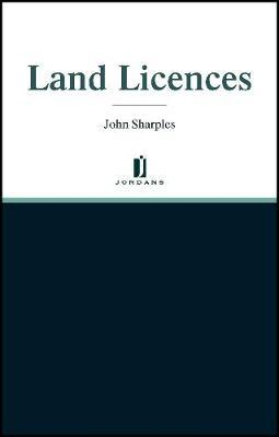 Land Licences by John Sharples
