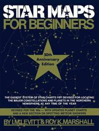Star Maps for Beginners by I.M. Levitt image