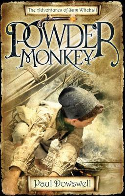 Powder Monkey by Paul Dowswell
