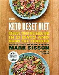 The Keto Reset Diet by Mark Sisson image