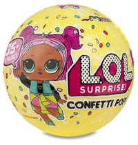L.O.L: Surprise! Doll - Confetti Pop Tots S3 (Blind Bag)